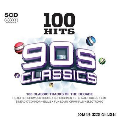 100 Hits - 90s Classics [2013] / 5xCD