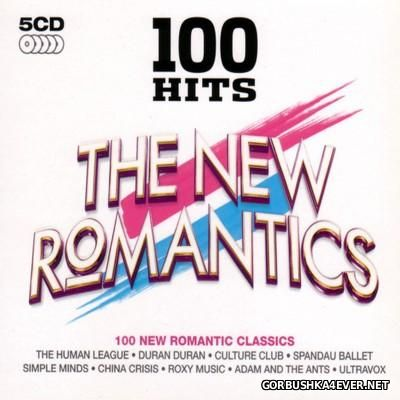 100 Hits - The New Romantics [2011] / 5xCD
