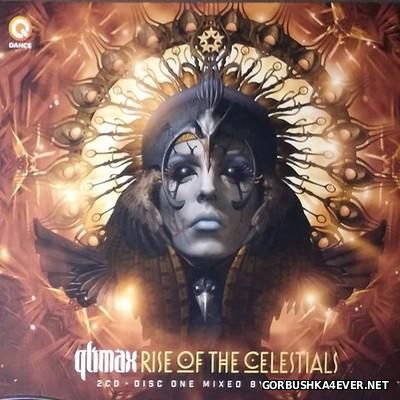 Qlimax 2016 - Rise Of The Celestials [2016] / 2xCD