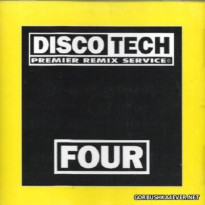 DiscoTech - 04 (Four) [1991]