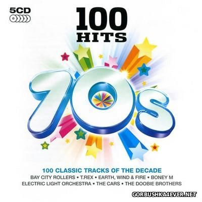 100 Hits - 70s [2007] / 5xCD