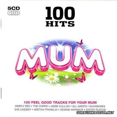 100 Hits - Mum [2010] / 5xCD