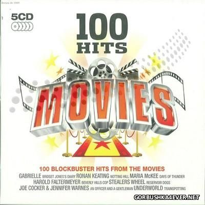 100 Hits - Movies [2009] / 5xCD