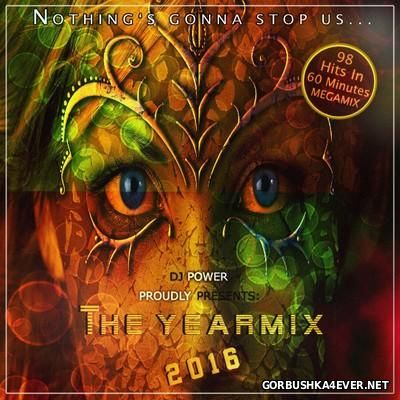DJ Power - The YearMix 2016