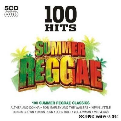 100 Hits - Summer Reggae [2010] / 5xCD