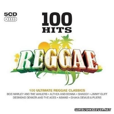 100 Hits - Reggae [2008] / 5xCD