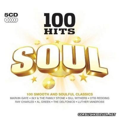 100 Hits - Soul [2007] / 5xCD