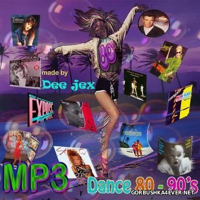 Dance 80s & 90s Megamix by Dee Jex