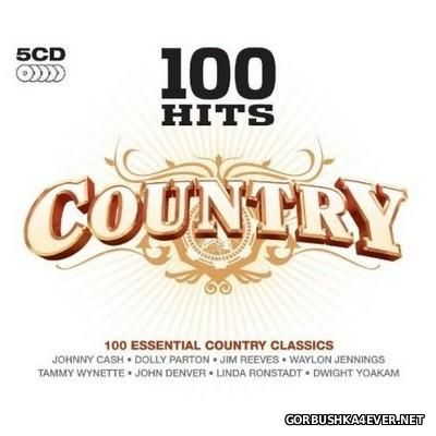 100 Hits - Country [2008] / 5xCD