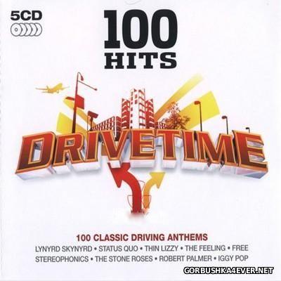100 Hits - Drivetime [2008] / 5xCD
