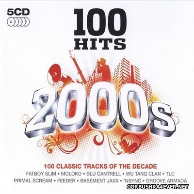 100 Hits - 2000s [2008] / 5xCD