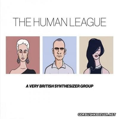 The Human League - Anthology - A Very British Synthesizer Group [2016] / 2xCD