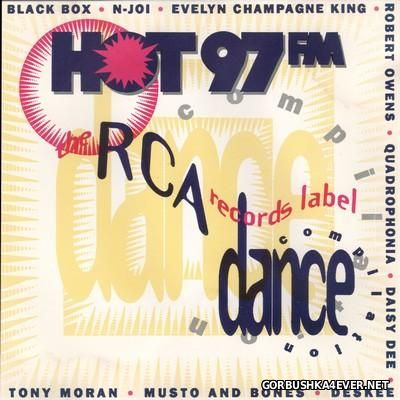 Hot 97FM The RCA Records Label - Dance Compilation [1992]