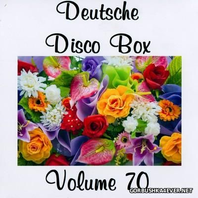Deutsche Disco Box vol 70 [2016]