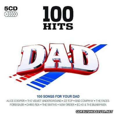 100 Hits - Dad [2010] / 5xCD