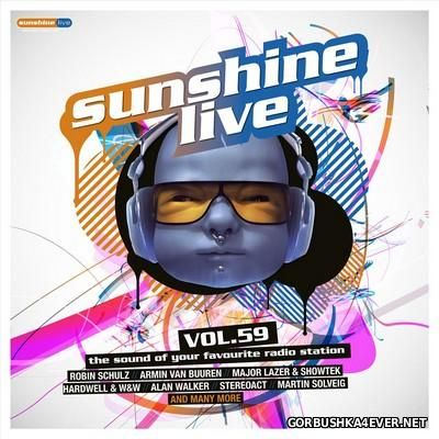 Sunshine Live vol 59 [2016]