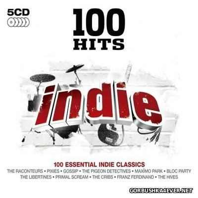 100 Hits - Indie [2009] / 5xCD