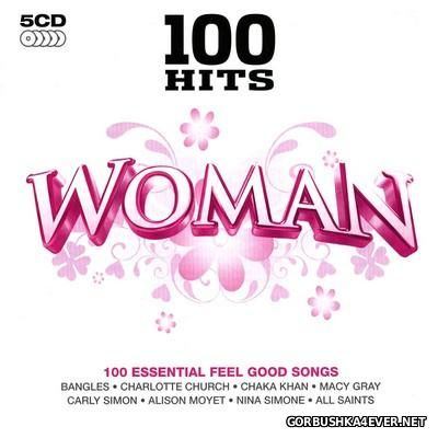100 Hits - Woman [2007] / 5xCD
