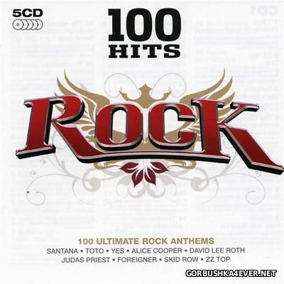 100 Hits - Rock [2007] / 5xCD