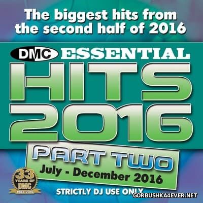 [DMC] Essential Hits 2016 - Part 2 (July-December) [2016]
