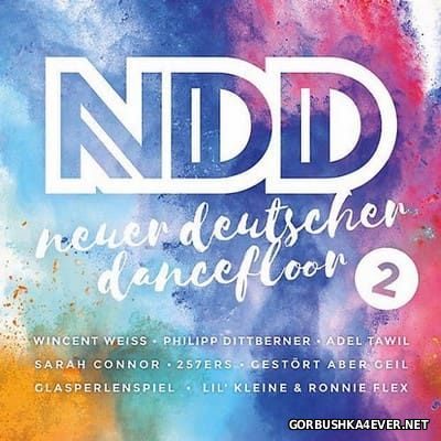 NDD - Neuer Deutscher Dancefloor 2 [2016] / 2xCD