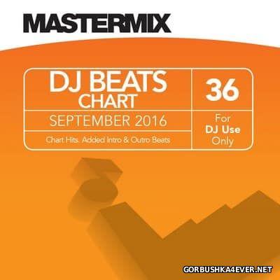 [Mastermix] DJ Beats Chart vol 36 [2016]