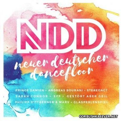 NDD - Neuer Deutscher Dancefloor 1 [2016] / 2xCD