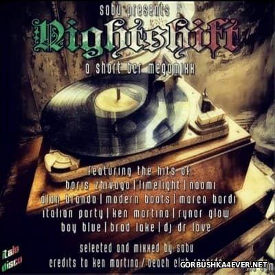 DJ Sabu - Nightshift Short BCR MegaMixx 2016
