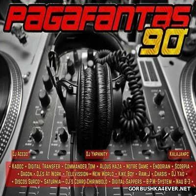 Pagafantas 90's [2016] / 3xCD