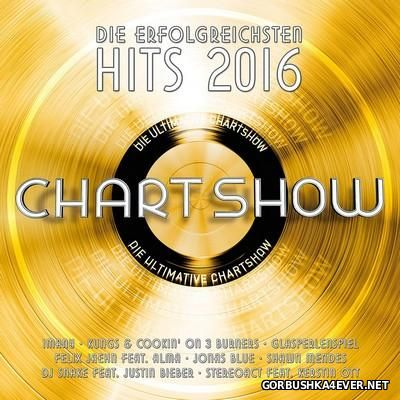 Die Ultimative Chartshow Hits 2016 [2016] / 2xCD