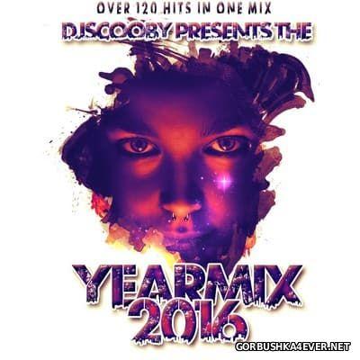 DJ Scooby - The Yearmix 2016