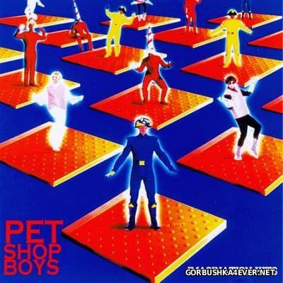 Pet Shop Boys - Imagination Hits [2016]