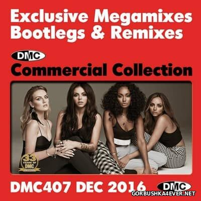 DMC Commercial Collection 407 [2016] December / 3xCD