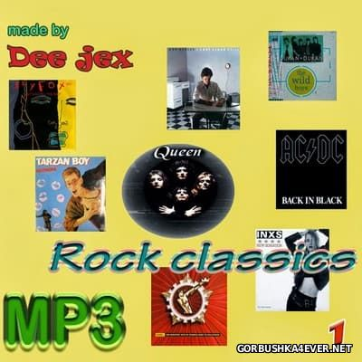 Rock Classics In The Mix 1 by Dee Jex