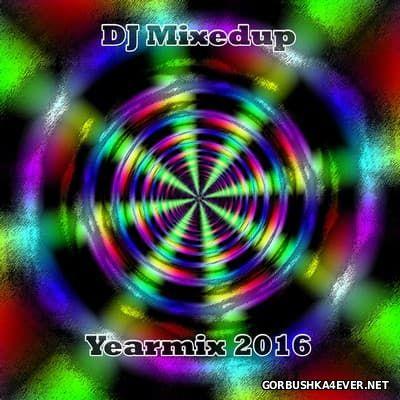 DJ MixedUp - Yearmix 2016 / 2xCD