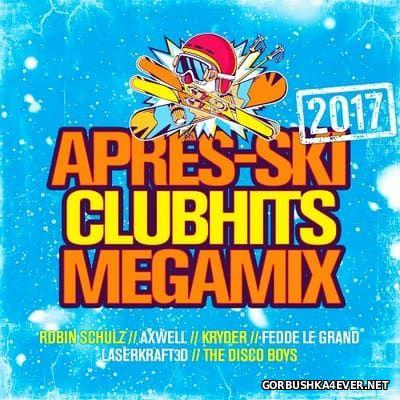 Apres-Ski Clubhits Megamix 2017 [2016] / 2xCD