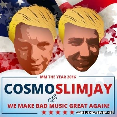 MM The Year 2016 (Mixed By Cosmo & Slimjay)