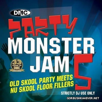 [DMC] Monsterjam - Party 5 [2016] Mixed By DJ Ivan Santana