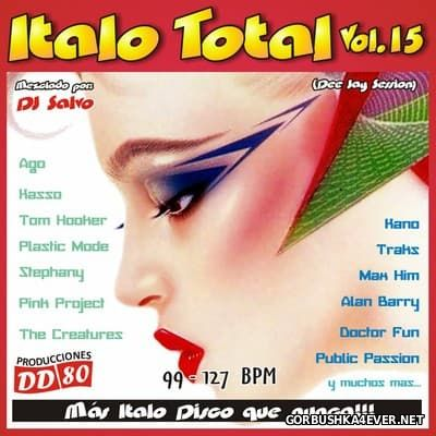 DJ Salvo - Italo Total vol 15 [2016]