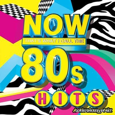 Now 80's Hits vol 1 [2016] by Strebor