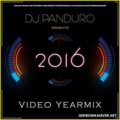 DJ Panduro - Yearmix 2016