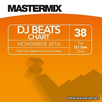 [Mastermix] DJ Beats Chart vol 38 [2016]