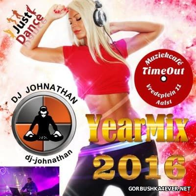 DJ Johnathan - YearMix 2016