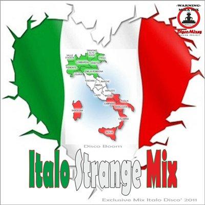 Mixa Mix - Italo Strange Mix