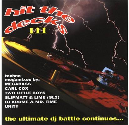 Hit The Decks - The Battle Of DJs vol 03 [1994]