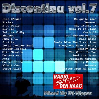 DJ Ripper - Discontinu Mix 007