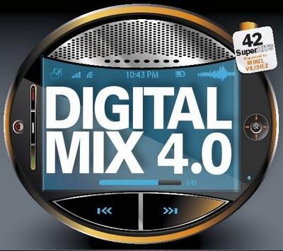 DJ Mikel Vilchez - Digital Mix 4.0 [2011]