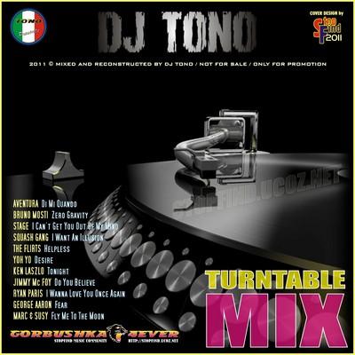 DJ TONO - Turntable Mix [2011]
