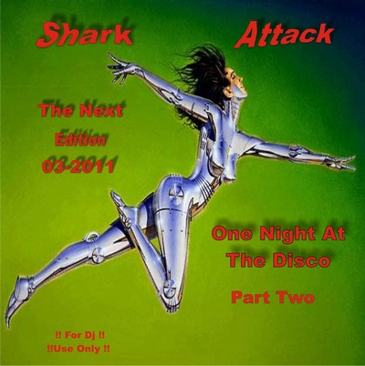Shark Attack [The Next Edition] 03 [2011]
