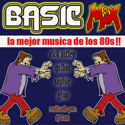 DJ DAM - Basic Mix [2010]